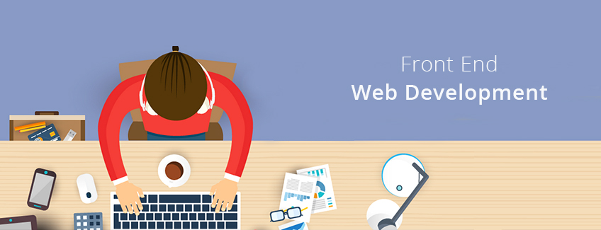 Front end web development Company develop user friendly website user interface with advanced technologies.