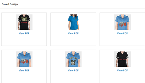 T-Shirt Design Software Step 3